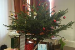 Weihnachtsfeier 5A